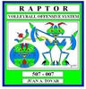 Thumbnail EB-507-007 RAPTOR Volleyball Play Book